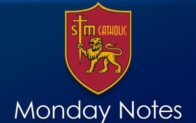 STM Catholic Announcements