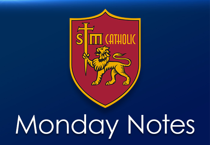 Monday Notes March 4, 2019
