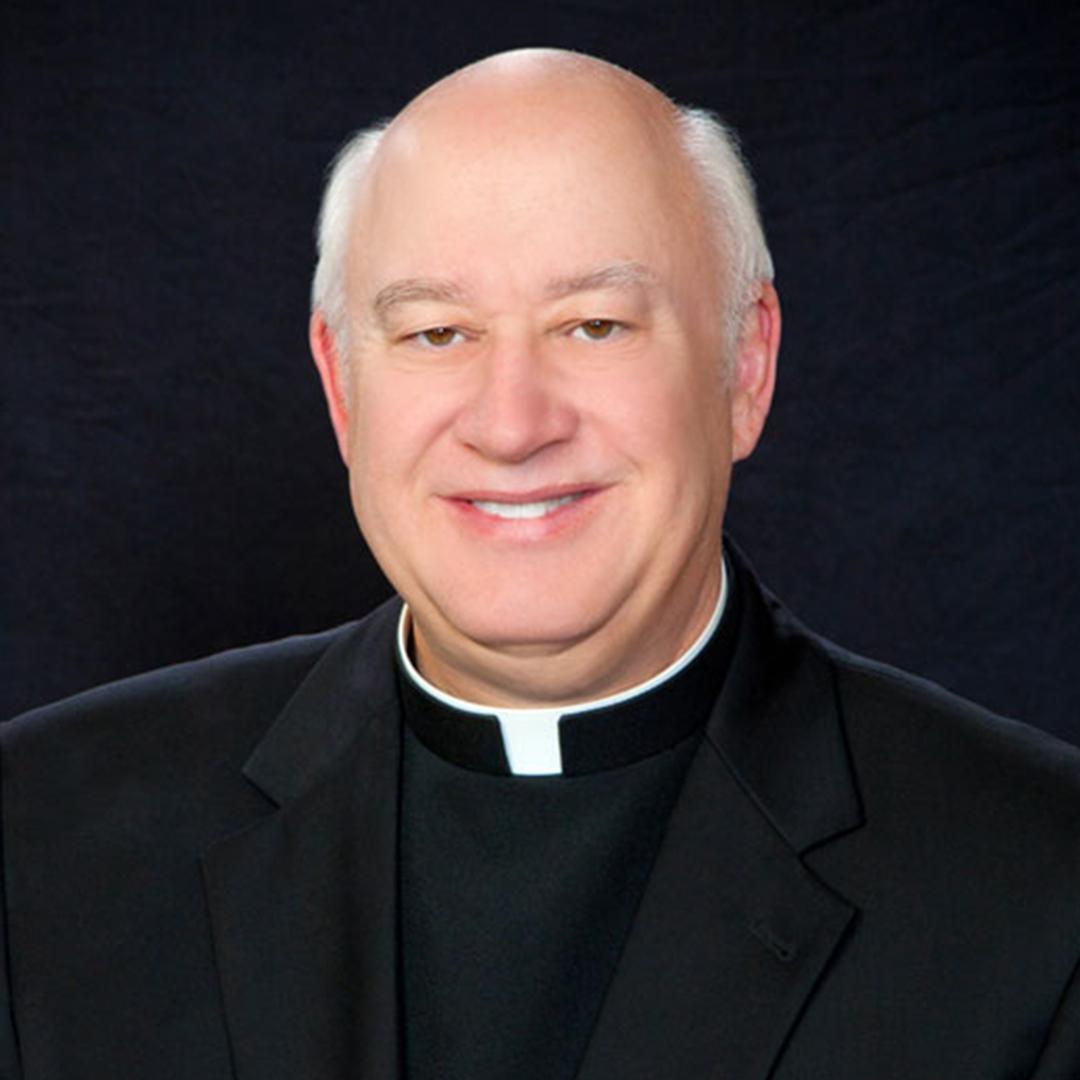 Monsignor Tom Fryar Pastor